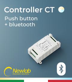 Dimmer Newlab L440MA Bluetooth - Bianco Dinamico - 2 Canali