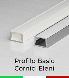 """Profilo in Alluminio """"Basic"""" Lineare - per Cornici Eleni"""