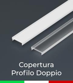 Copertura Doppia Design Piatto Extra