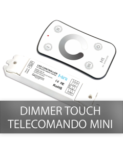 Dimmer Touch - Telecomando MiNi