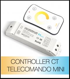 Dimmer Touch CT - Telecomando MiNi - per Strisce LED BIANCO DINAMICO