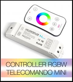 Controller RGBW Touch - Telecomando MiNi