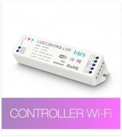 Controller Wi-Fi RGB/RGBW per Smartphone