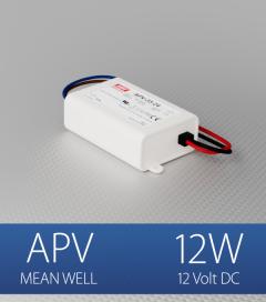 Alimentatore Meanwell APV-12-12 - 12V - 12W