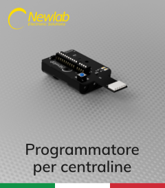 Programmatore Newlab L392 - Per centraline Newlab