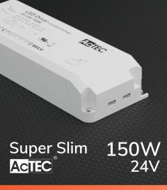 Alimentatore ACTEC Q8- 24V - 150W