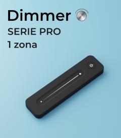 Dimmer a Telecomando Slide 1 Zona + Centraline