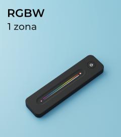 Controller RGBW a Telecomando Slide 1 Zona + Centraline