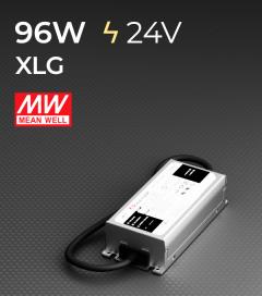 Alimentatore Meanwell XLG-100-24 24V 96W Resistente All'acqua