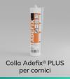 Colla ADEFIX®  Plus - Cartuccia 290ml - Presa Forte per Elementi e Pannelli
