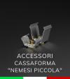 """Clip di fissaggio per Cassaforma """"Nemesi Small"""""""