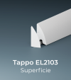 Tappo per Cornice da Esterno ELENI modello EL2103