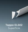 Tappo per Cornice da Interno ELENI modello EL502