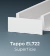 Tappo per Cornice da Interno ELENI modello EL722