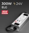 Alimentatore Meanwell ELG-300-24 24V 300W Resistente all'acqua, Versione Standard, A, B e DALI
