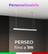 Lampada LED da Sospensione Perseo - Fino a 100cm - Personalizzabile - Dimmerabile