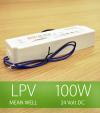 Alimentatore Meanwell LPV-100-24 24V 100W  Resistente all'acqua