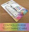 Controller RGB a pulsanti - Telecomando MiNi