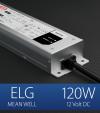 Alimentatore Meanwell ELG-150-12 12V 120W Resistente all'acqua, Versione Standard, A, B e DALI