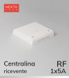Centralina Semplice Nexta Tech Plano-V5 - 1 canale x 5A - Segnale RF