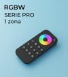 Controller Telecomando RGB o RGBW PRO a 1 Zona + Centraline