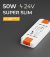 Alimentatore SUPER SLIM SNAPPY SNP50-24VF-1 - 50W - 24V