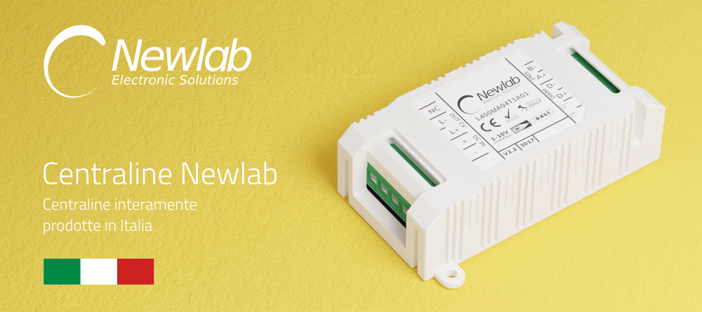 Controllers Dimmer Newlab Made in Italy